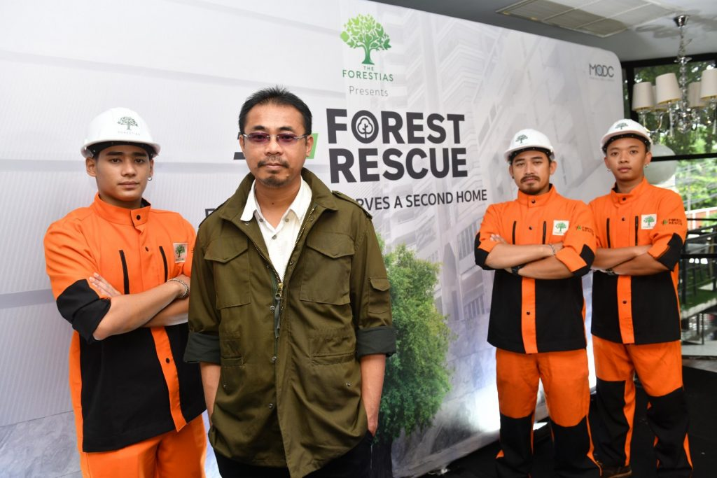 'Forest Rescue' campaign to save trees in and around Bangkok   News by The Thaiger