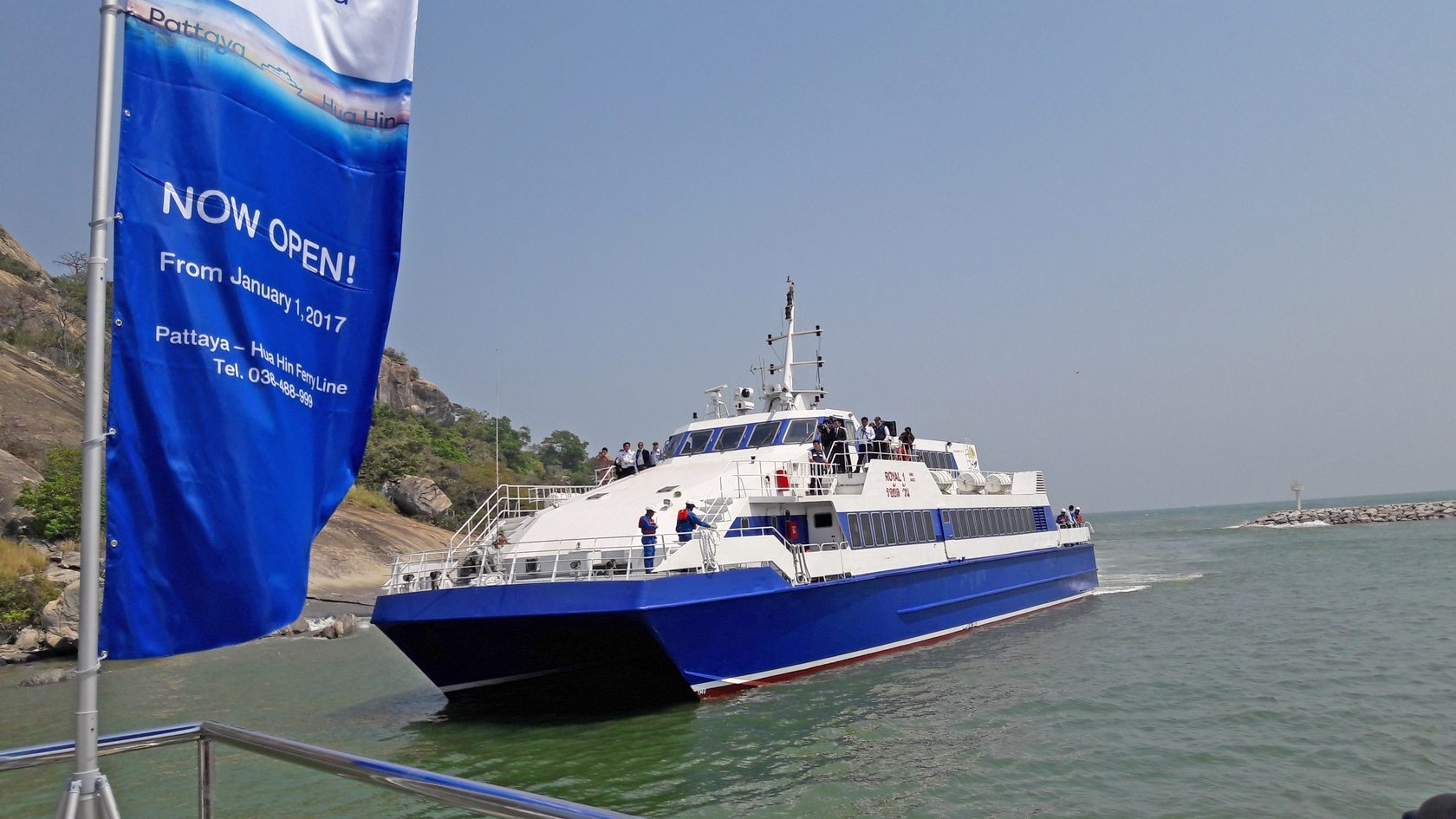 New ferry services proposed to connect Andaman ports   The Thaiger