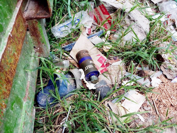 Hua Hin: Bomb squad called in to check suspected grenade   News by Thaiger