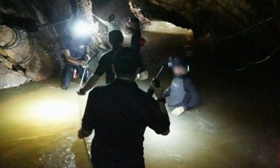 Chiang Rai: Deeper and deeper. Navy SEALS get to the 3rd chamber. | The Thaiger