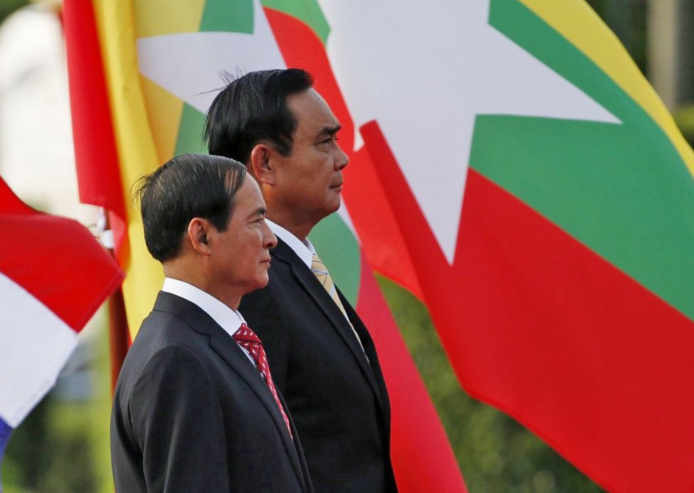PM backs Myanmar's efforts in tackling the Rohingya crisis | News by The Thaiger