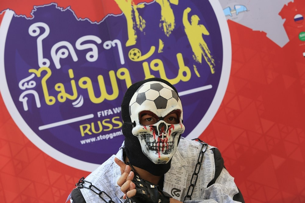 Youth warned to avoid World Cup gambling trap | News by The Thaiger