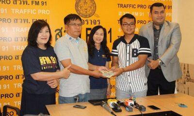 Bangkok: Taxi driver returns 270,000 baht cash | The Thaiger