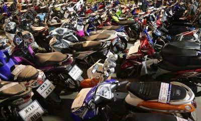 Bangkok: A car and 500 motorcycle seized in road racing crackdown | The Thaiger
