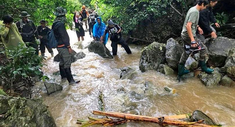 Chiang Rai: 650 personnel now involved in the search | News by The Thaiger