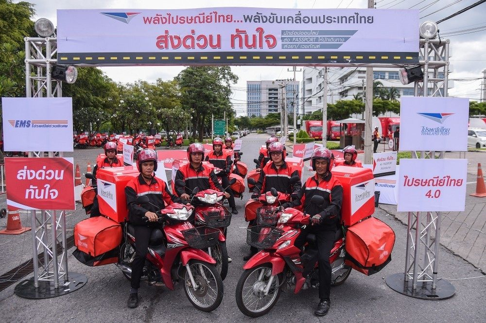 Thailand Post. We deliver. | News by The Thaiger