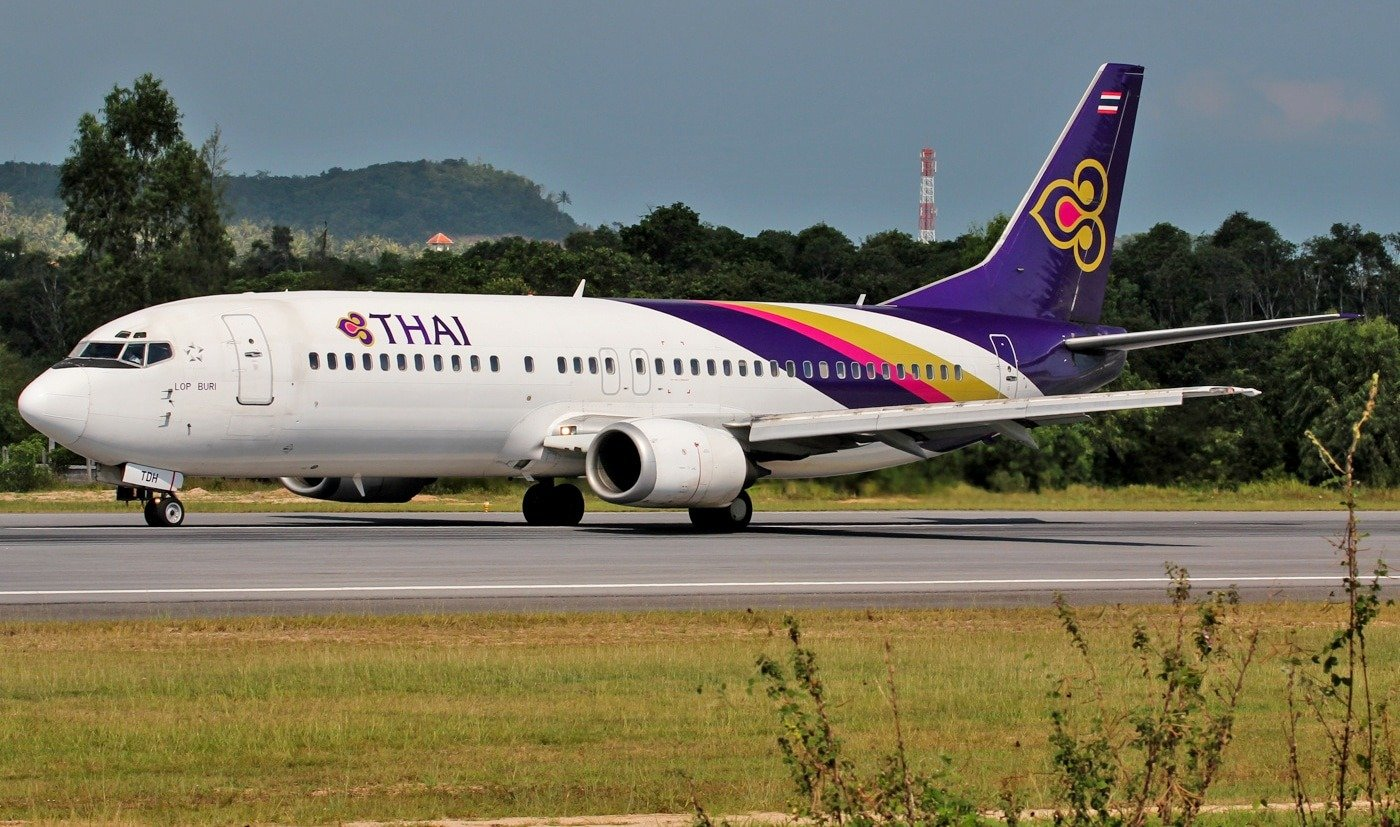 Thai Airways to end its Samui flights this September | The Thaiger
