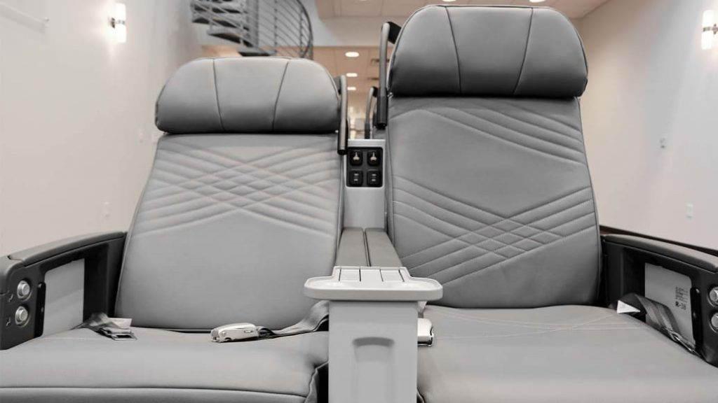 The world's longest flight needed new airline seats | News by Thaiger