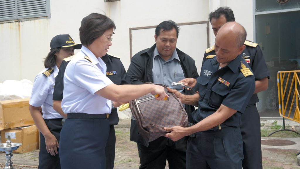 2 million baht of counterfeit and prohibited imported goods destroyed   News by Thaiger