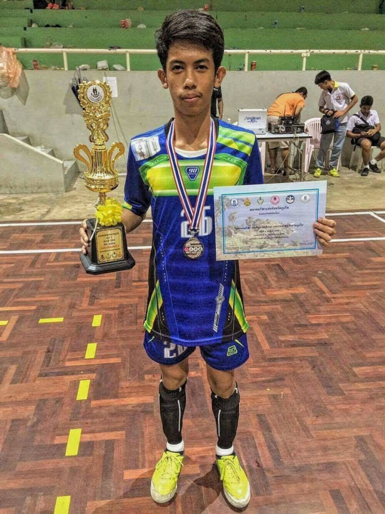 Futsal charity to raise money for light aircraft crash victim | News by Thaiger