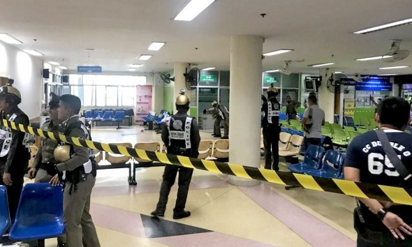 Nakhon Pathom: Man shoots pregnant girlfriend dead, injures her father | The Thaiger