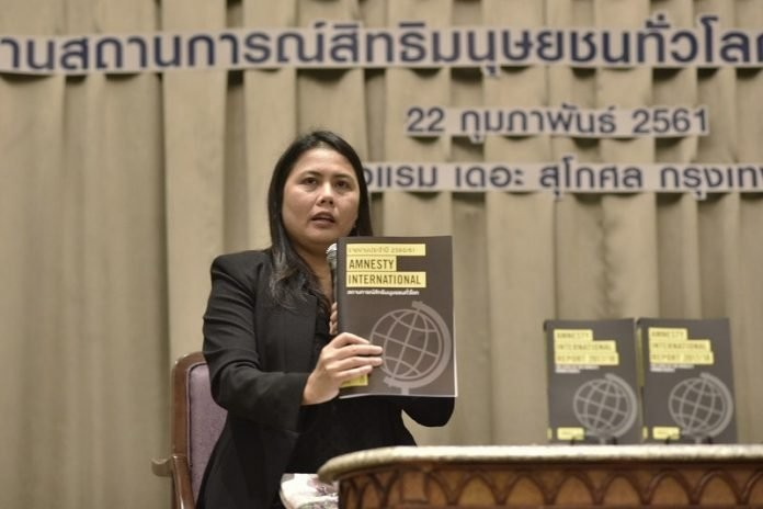 Bangkok: Amnesty International questions Thailand's commitment to abolish the death penalty | News by The Thaiger