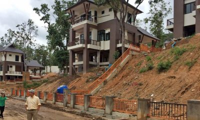 """Chiang Mai: Doi Suthep homes """"at risk from natural disasters"""" 