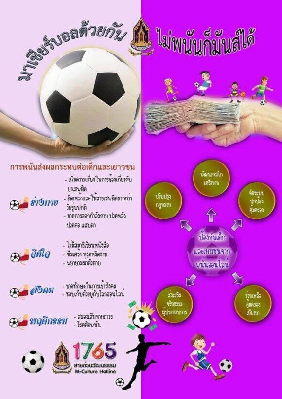 ตำรวจภูเก็ต คุมเข้มป้องกันลักลอบเล่นพนันในช่วงฟุตบอลโลก | News by The Thaiger