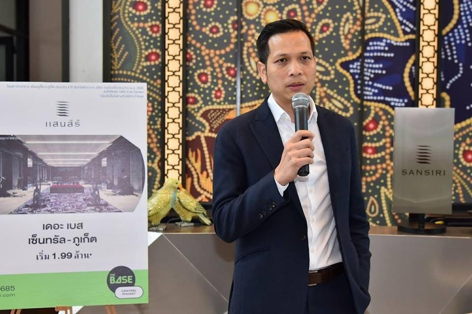 Sansiri launches THE BASE Central - Phuket | News by The Thaiger