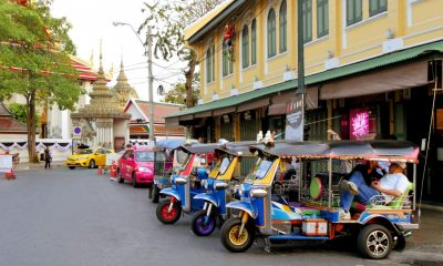 Bangkok: Crackdown on Grand Palace scammers | The Thaiger