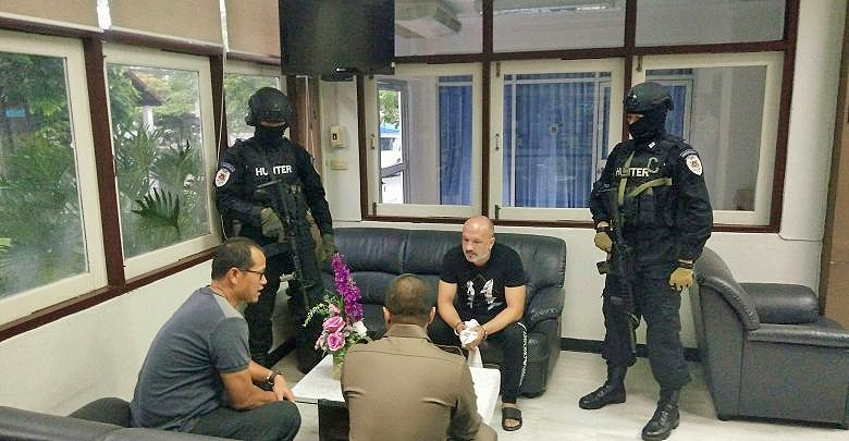 Chiang Mai: Spanish man arrested in Lampang over UK cocaine bust | News by The Thaiger