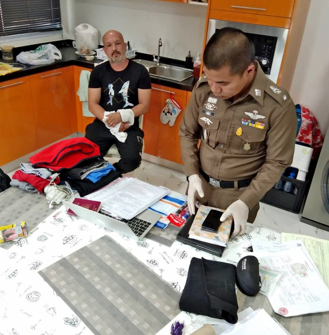 Chiang Mai: Spanish man arrested in Lampang over UK cocaine bust | The Thaiger