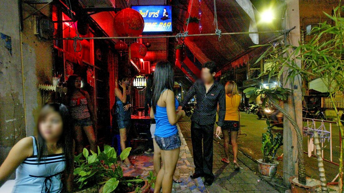 Boom boom on the border - Thailand's unlikely red-light district | News by The Thaiger