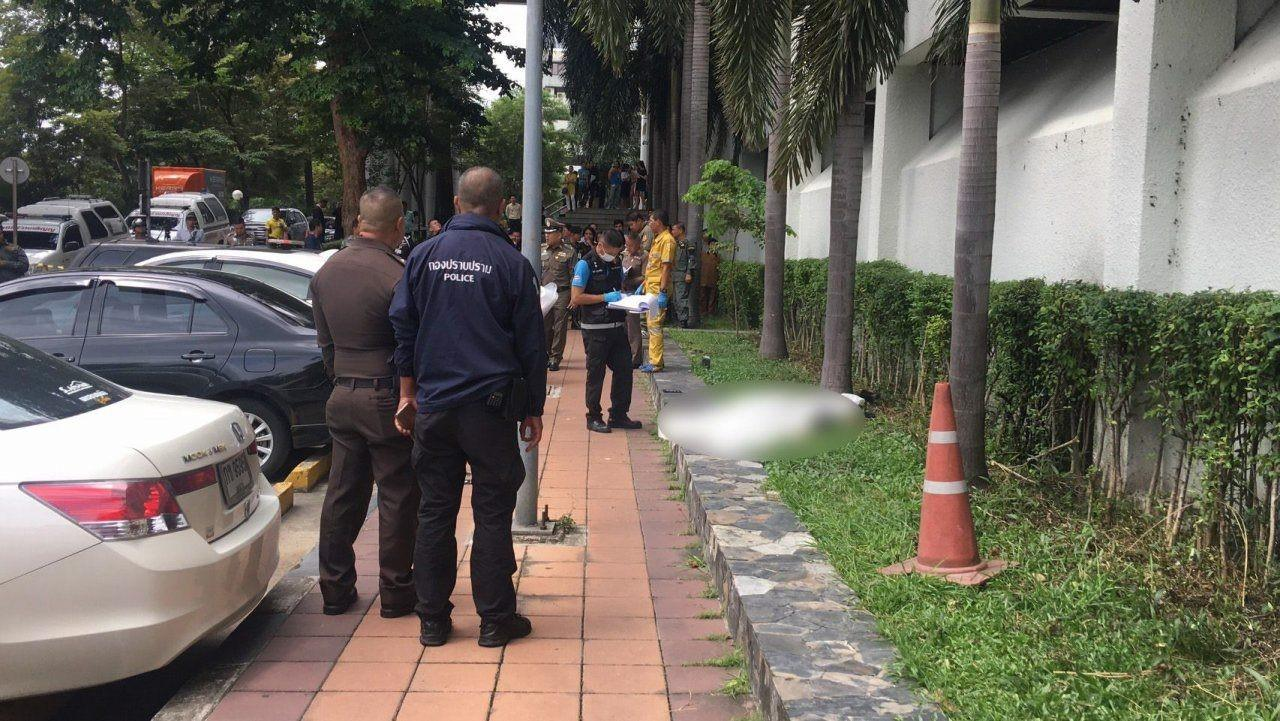 Bangkok father jumps to his death after acquittal of suspect in his son's murder | The Thaiger