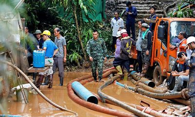 Situation 'perfect' for evacuation – Narongsak Osottanakorn | The Thaiger