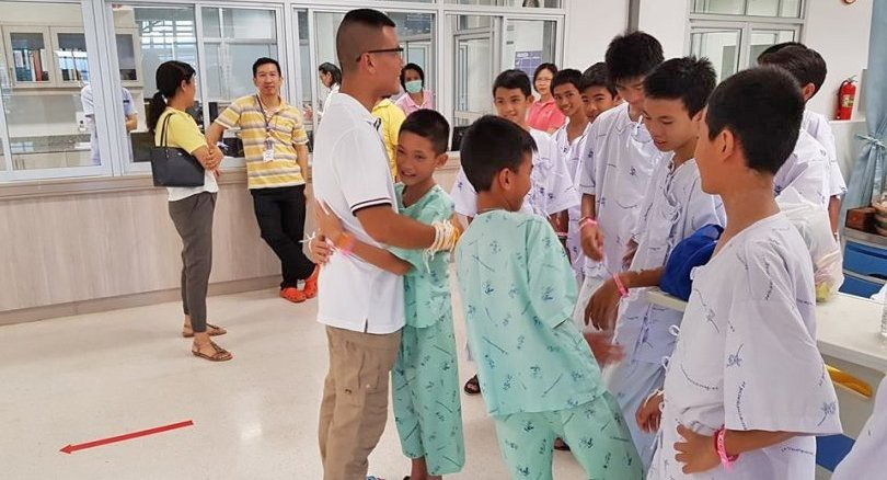 """""""They'll grow up to work for country's benefit"""" - Dr Pak 