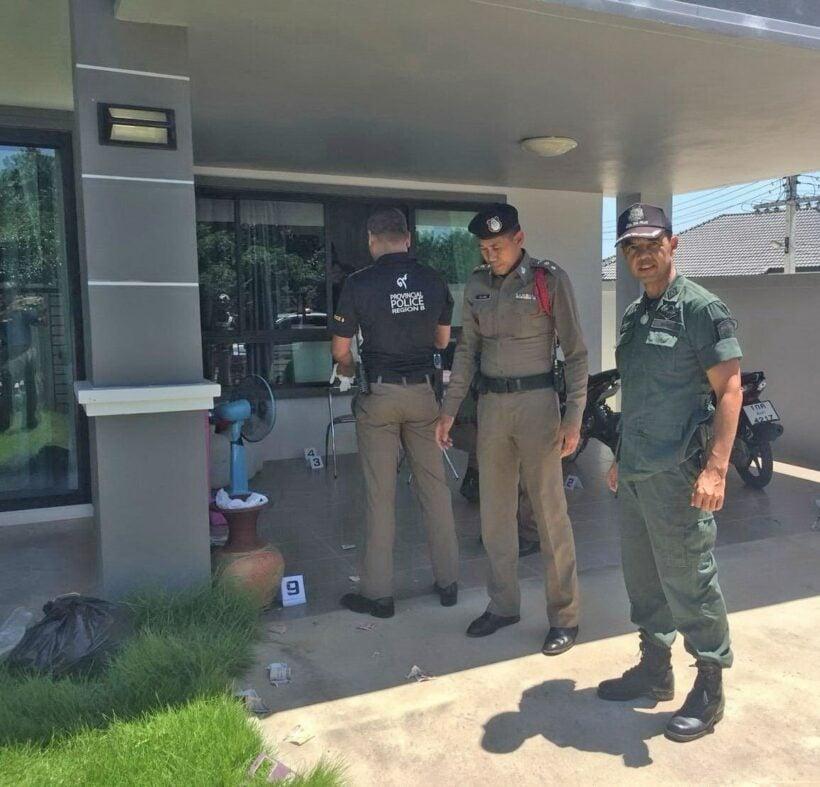 Pregnant wife shoots Phang Nga police husband to death | The Thaiger