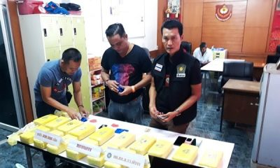 Four arrested with 200,000 methamphetamine pills in Phang Nga | The Thaiger