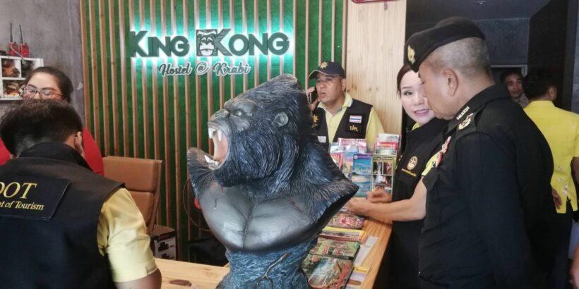 Krabi crackdown on dodgy hostels – 99% illegal   The Thaiger