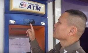 Serbians on the run after trying to fire-torch their way into a Chiang Mai ATM | News by Thaiger