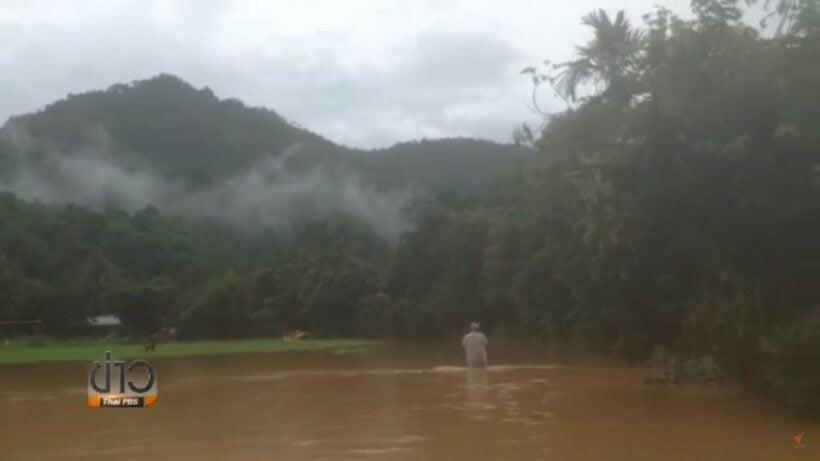 Flooding 'critical' in Sangkhla Buri – Kanchanabui province | The Thaiger