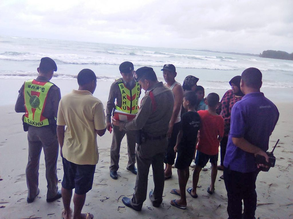 UPDATE: Norwegian recuses two boys from surf while 11 year old remains missing | News by The Thaiger