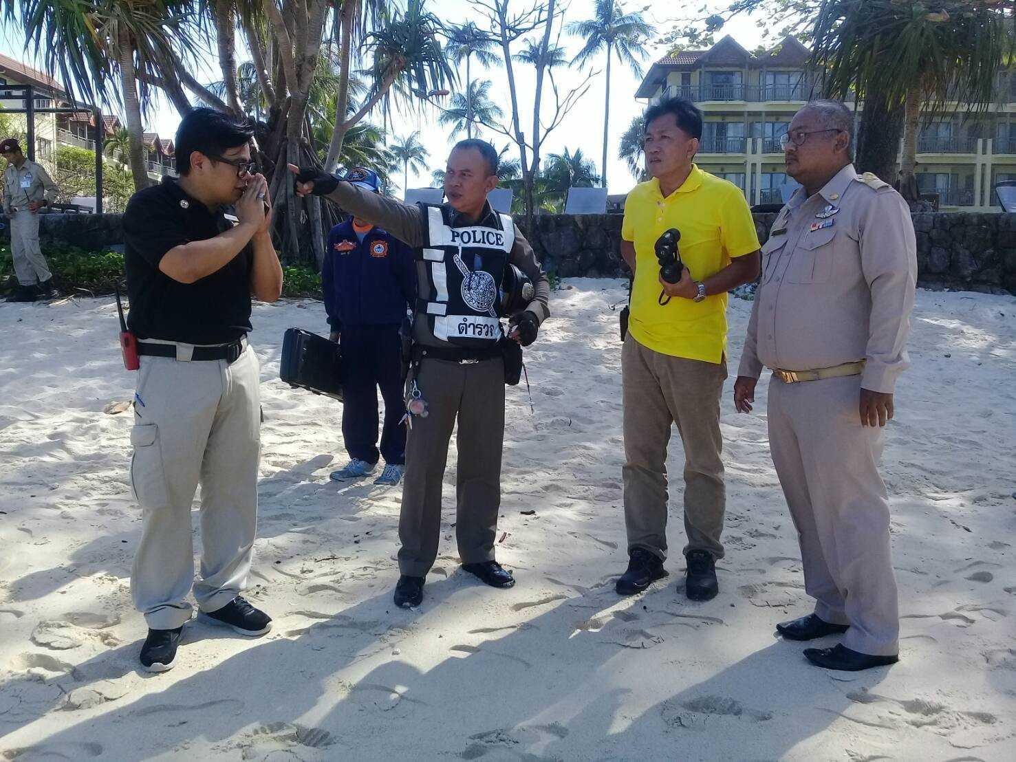 Crocodile hunters move to Paradise and Patong beaches | The Thaiger