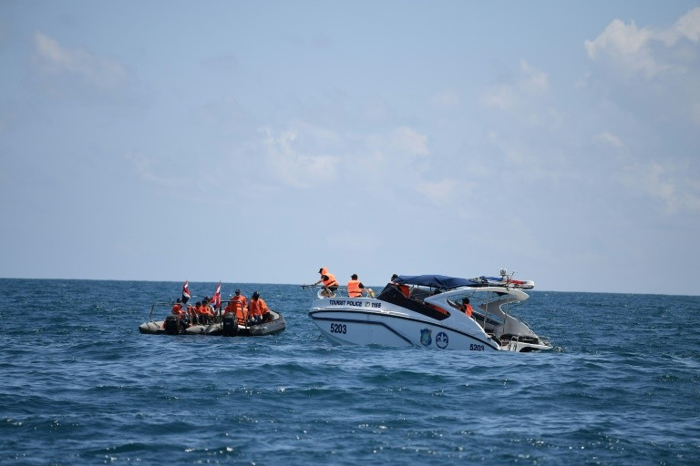 Phuket boat disaster toll: 42 survivors, 46 found dead, 1 remains missing | The Thaiger