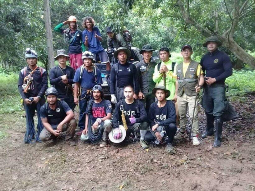ทีมปีนผาอ่าวไร่เล แจ้งภารกิจ ช่วยทีมค้นหา 13 ชีวิต พร้อมเตรียมนำทีมสมทบเพิ่ม   The Thaiger