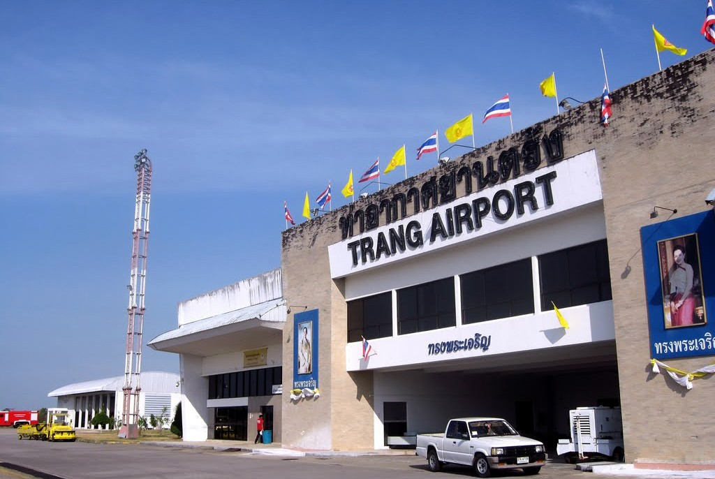 Trang airport terminal expansion on track for 2019 completion | The Thaiger