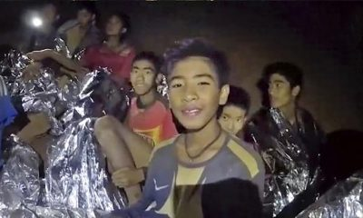 Chiang Rai: 14 year old Adul played a crucial role in the rescue | The Thaiger