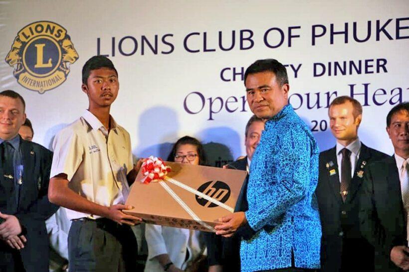 Lions Club of Phuket Pearl raises money for Phuket Sunshine Village | News by Thaiger