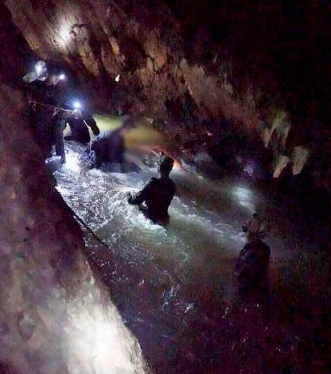 Chiang Rai: Day Eight - full speed ahead to the middle of the caves | News by Thaiger