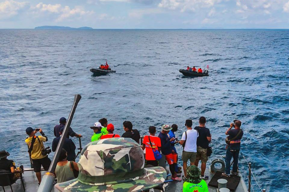 15 people remain missing from the Phoenix boat sinking | The Thaiger