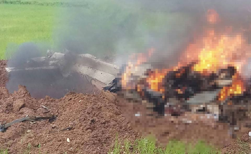 Three dead in light aircraft crash in Khon Kaen | The Thaiger