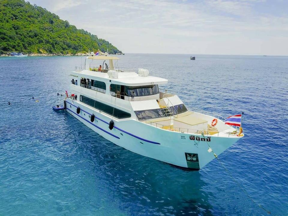 Court refused bail for 'Phoenix' owner and chief engineer | The Thaiger
