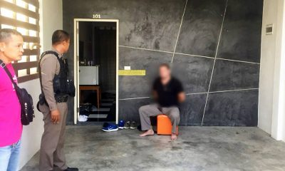 'Italian chef' arrested for arson in Hua Hin | The Thaiger