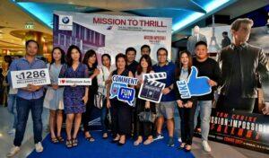 Millennium Auto ภูเก็ต จัดรอบปฐมทัศน์ Mission Impossible 6   News by The Thaiger