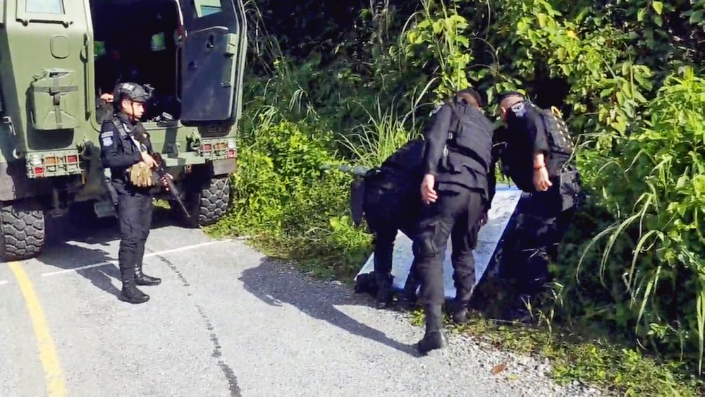 Fourth Buddhist Yala rubber tapper injured in a week | News by Thaiger