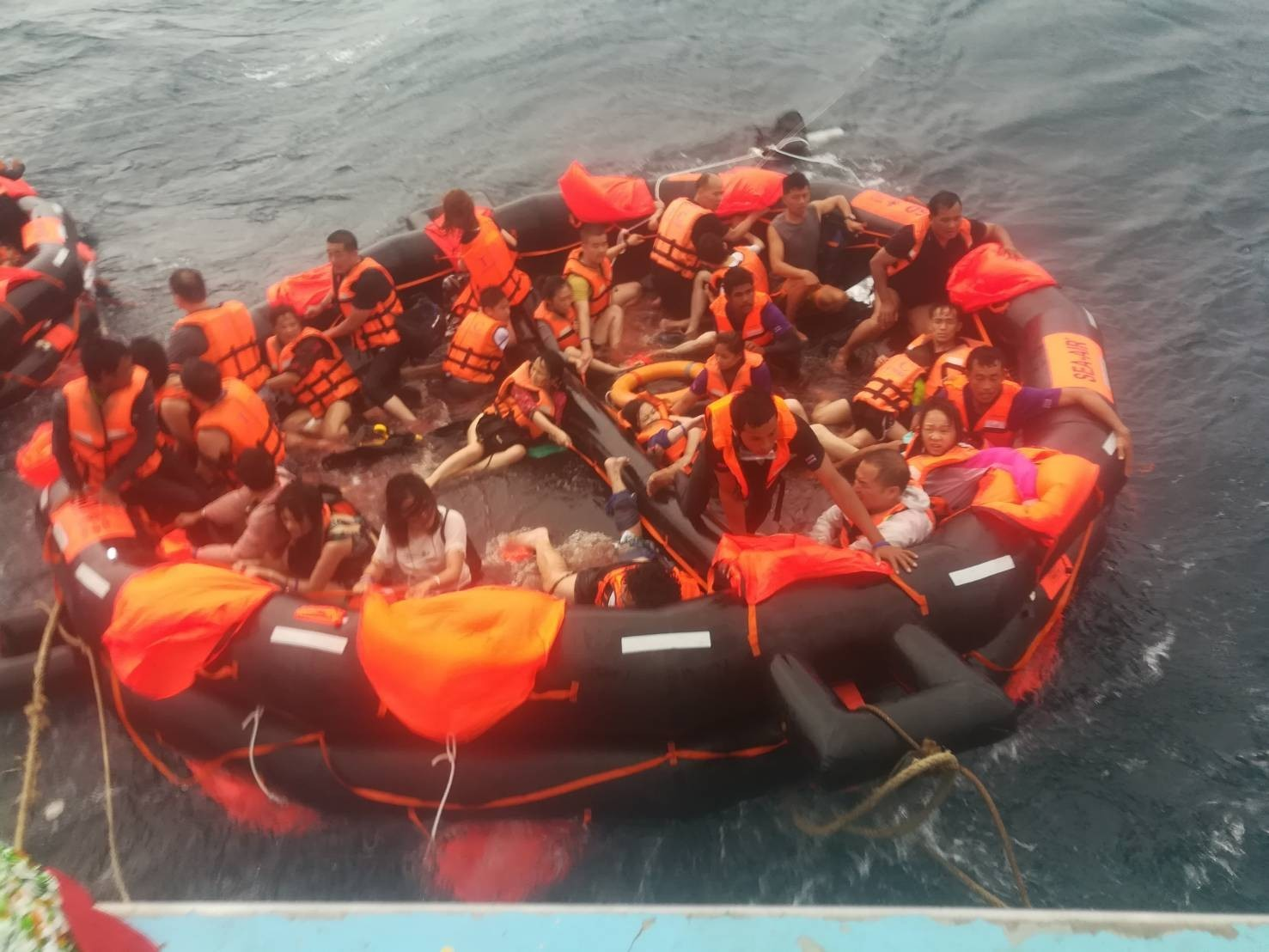 Carnage off the coast of Phuket | The Thaiger