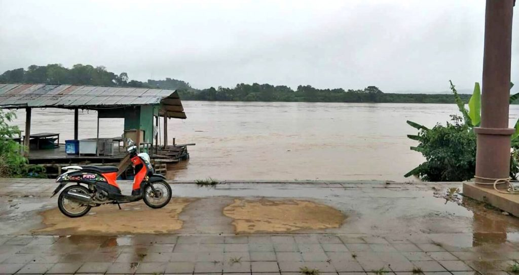 Floods hit five villages near the Tham Luang cave rescue site - Chiang Rai | News by Thaiger
