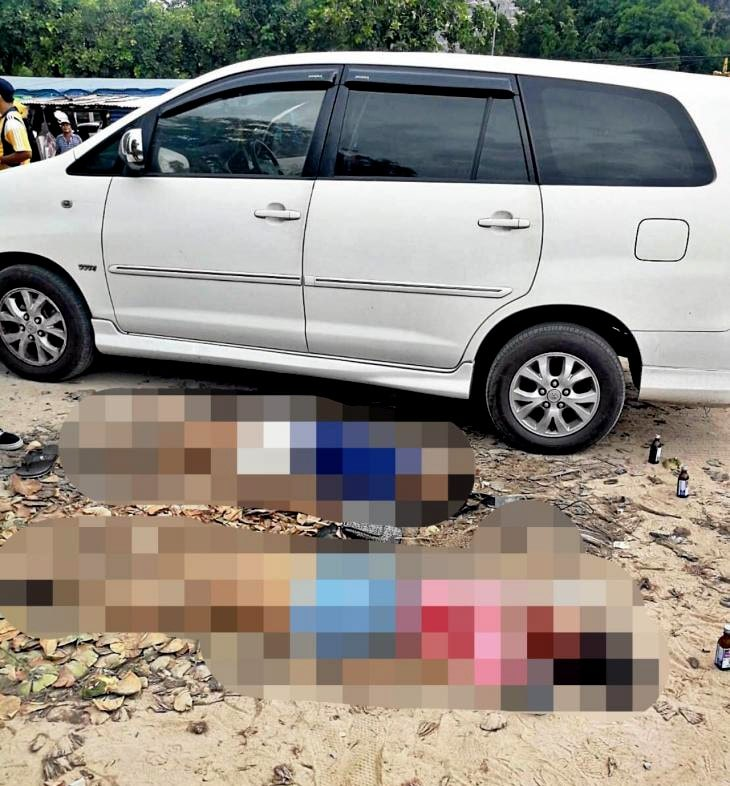 """Double murder at """"Buddha Mountain"""" in Sattahip   News by Thaiger"""