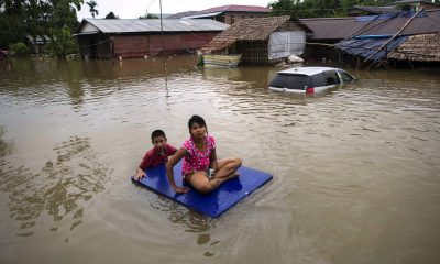 Floods hit five villages near the Tham Luang cave rescue site – Chiang Rai | The Thaiger
