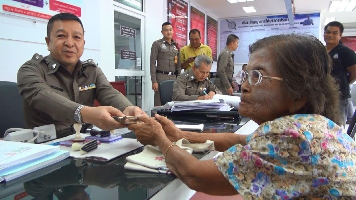 Rayong grandmother gets back 117,000 baht in termite-damaged banknotes | The Thaiger